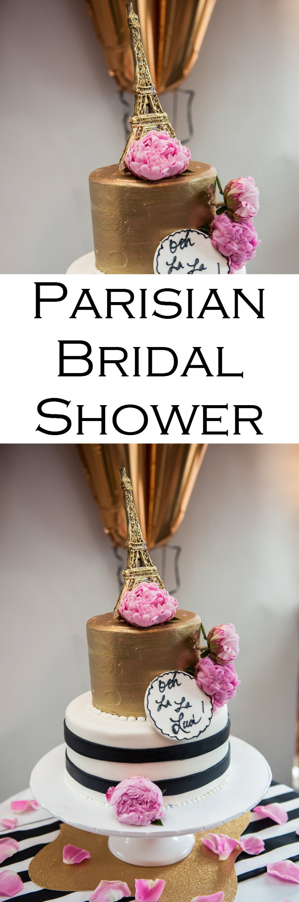 Paris-Themed Bridal Shower Photos, Games, + Decor Ideas