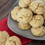 Peanut Butter + Granola Cookies Recipe