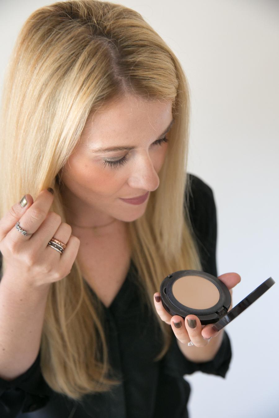 Easy Eyeshadow for Green Eyes