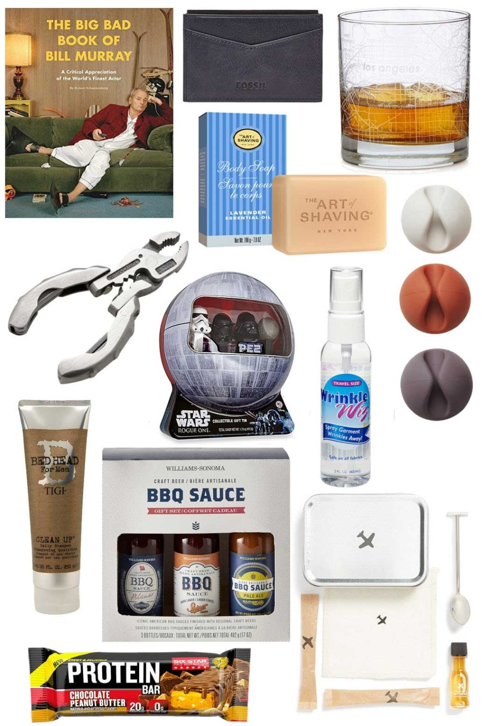 25 christmas stocking stuffers for him gift guide