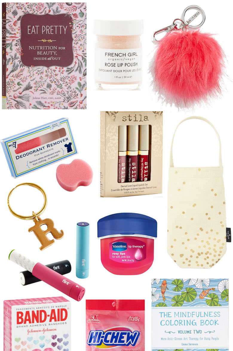 Stocking Stuffer Ideas for Her - Christmas Holiday Gift Guide