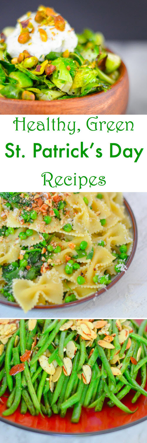 Healthy St. Patrick's Day Recipes