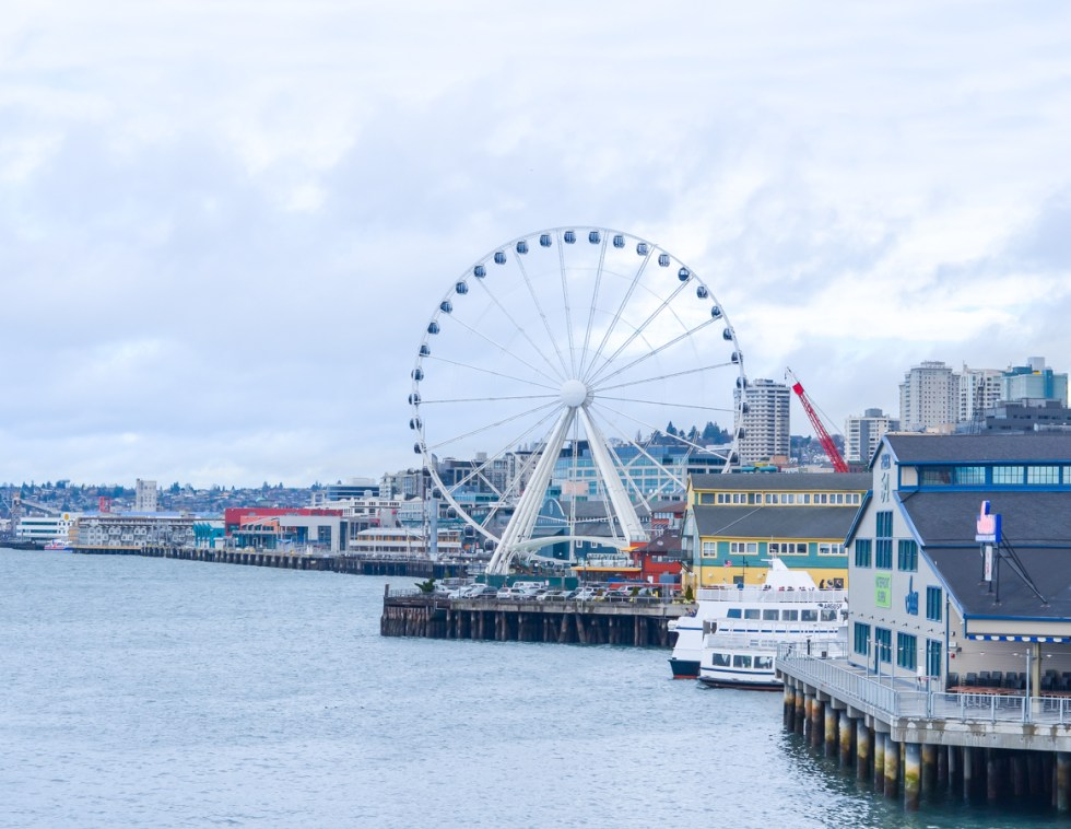 Seattle Travel Guide + Day Trip