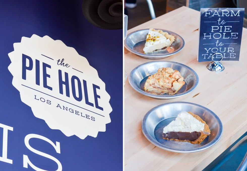 Delicious Dessert Spots in LA | The Pie Hole :: Pasadena, Downtown LA, + Hollywood | Luci's Morsels :: LA Travel Blogger