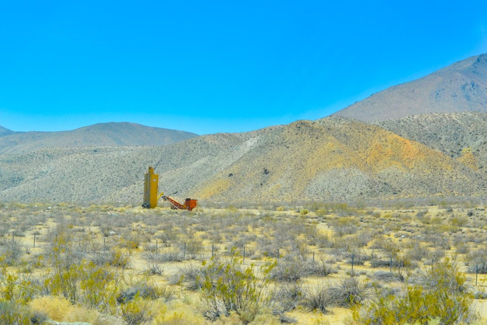 Highway 395 Photos Diary Mono Lake, California to InyoKern + Indian Wells | Luci's Morsels :: California Travel Blogger