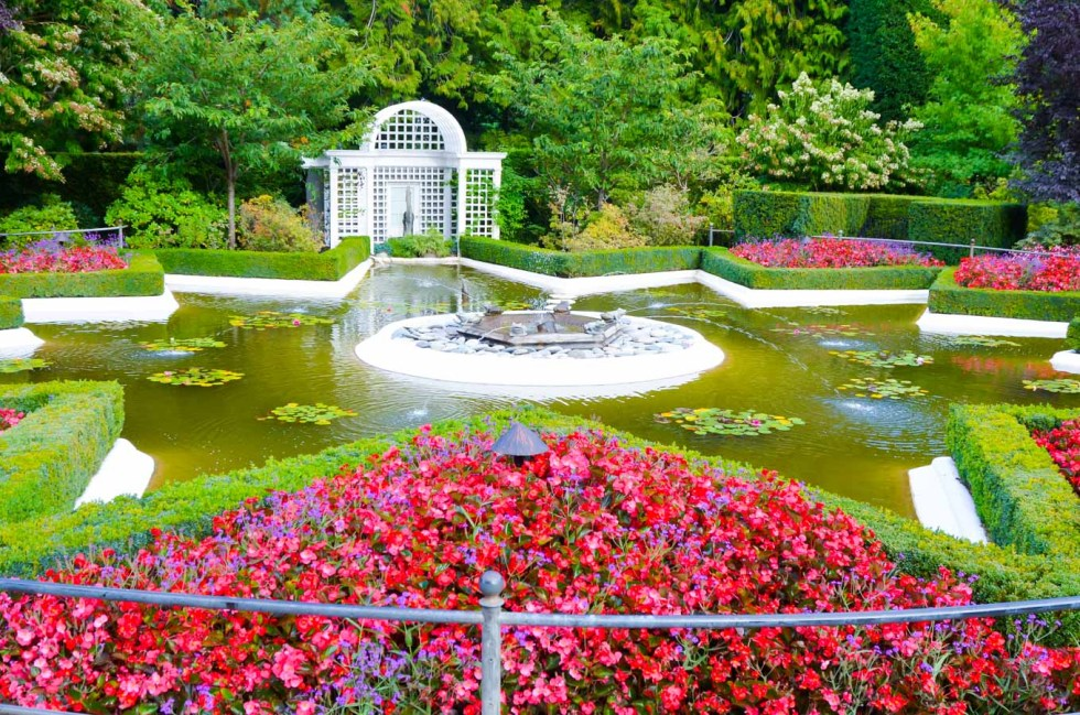 What to Do in Victoria, B.C. Travel Guide   Royal Roads University   Butchart Gardens