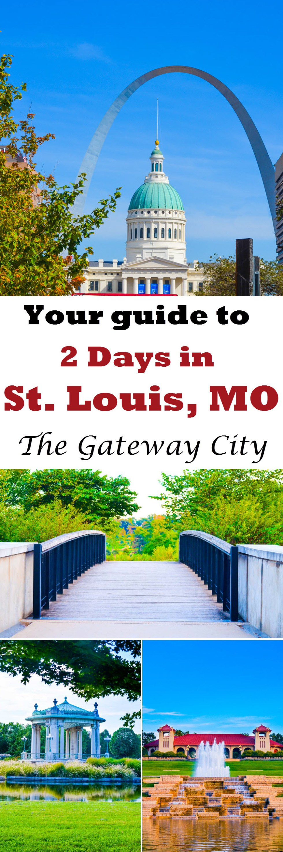 What to Do 2 Days in St. Louis Travel Guide