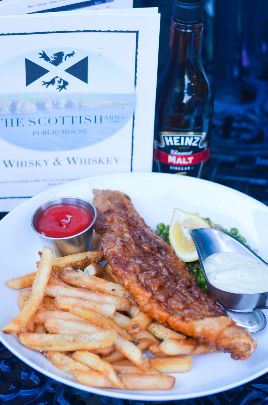 Where to Eat in St. Louis | Restaurant Guide | The Scottish Arms