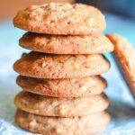Easy Butter Pecan Cookies
