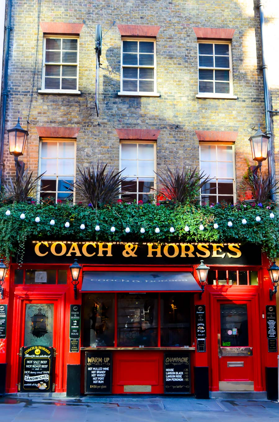 Authentic London Walking Tours in Soho + Covent Garden