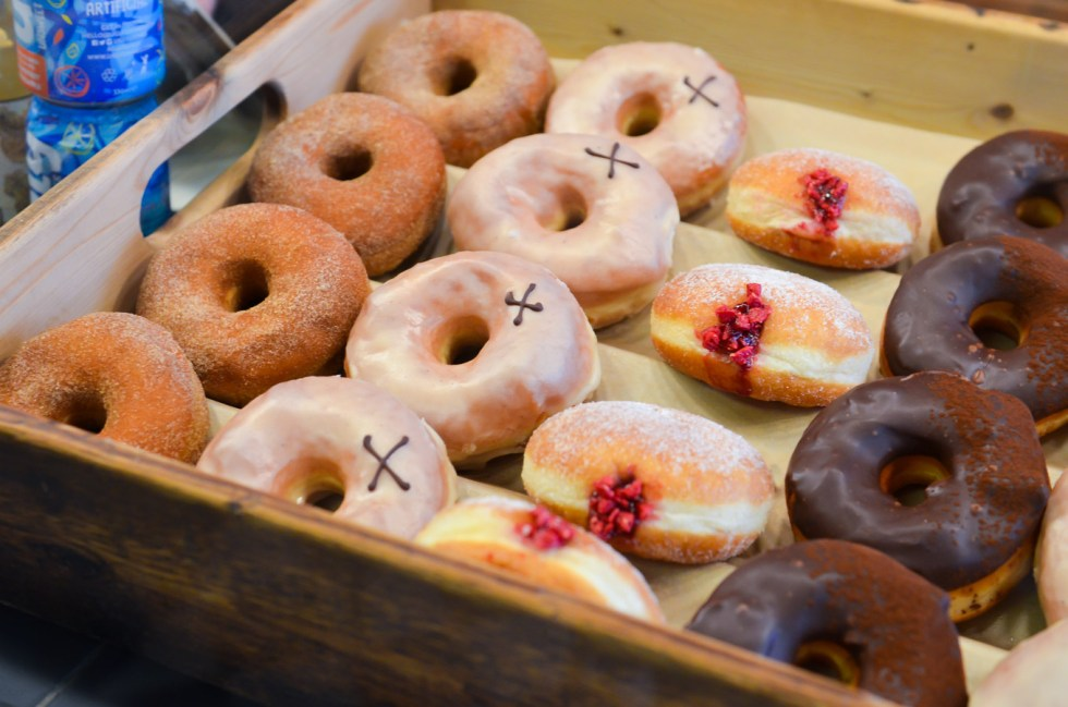 Authentic London Walking Tours in Soho + Covent Garden | Crosstown Donuts