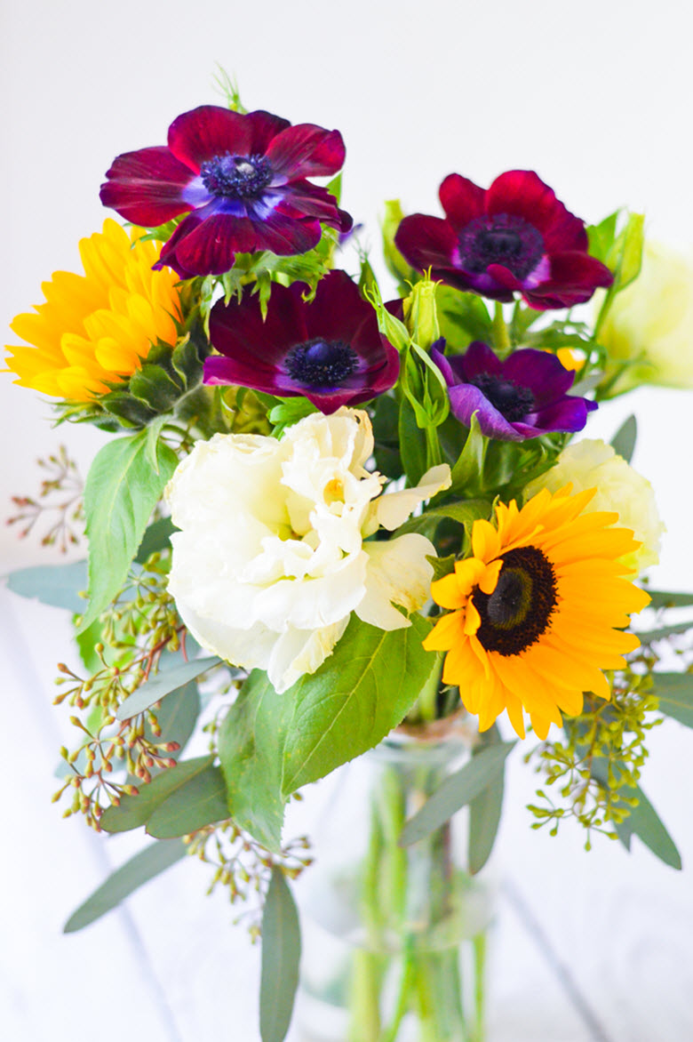 Bright Blooms | Original Flower Market