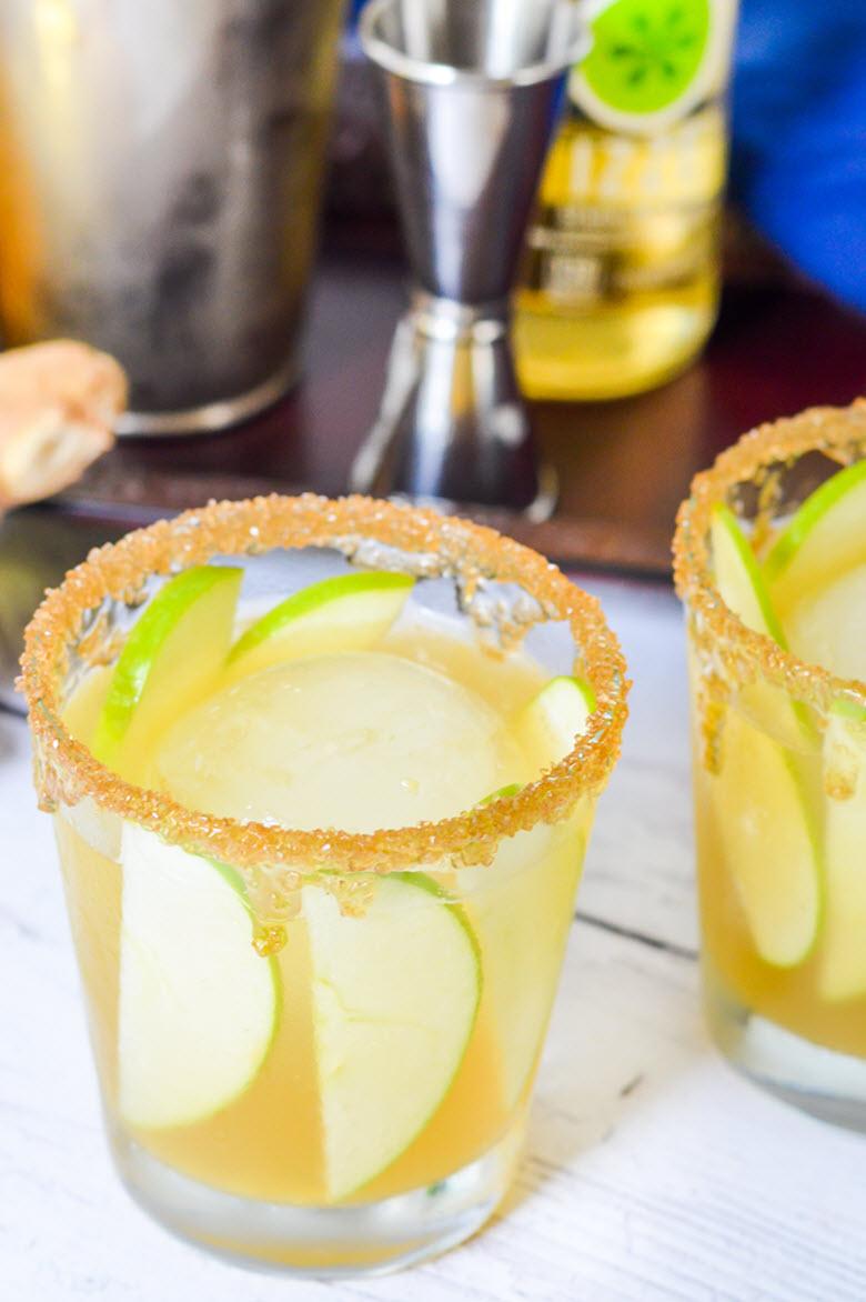 Irish Ginger Whiskey Cocktail