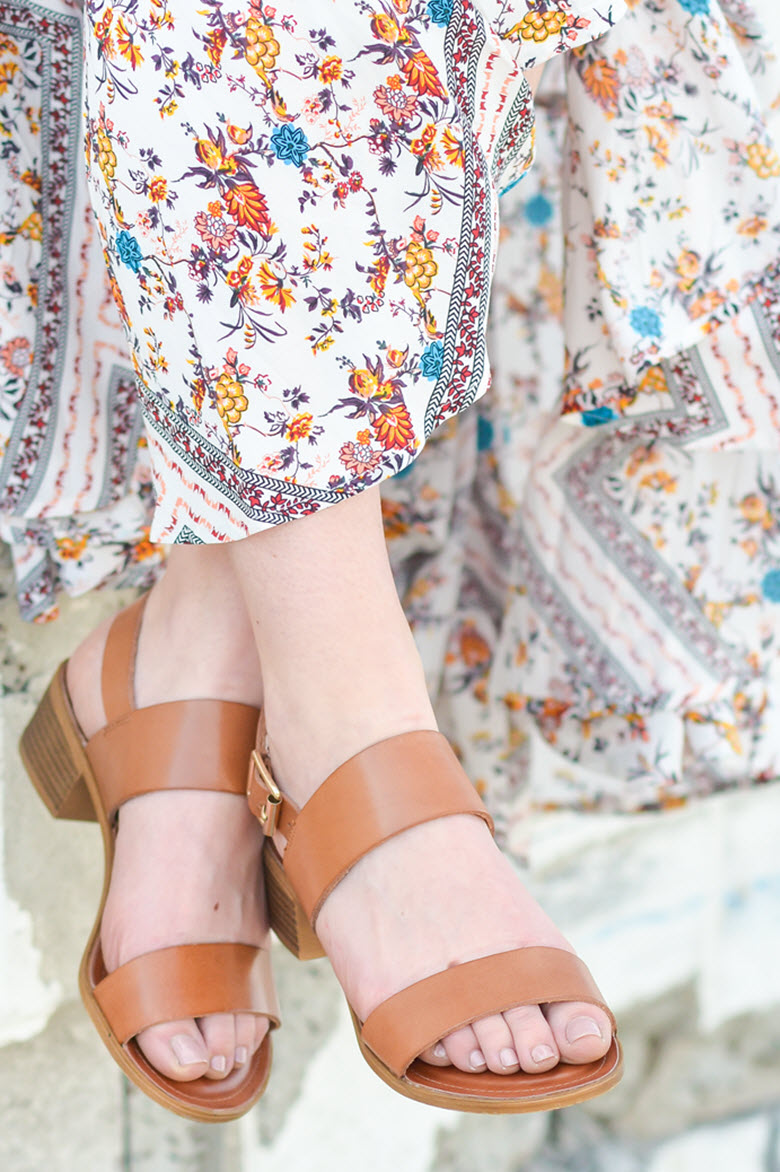 Comfortable, Chic Shoes for Spring