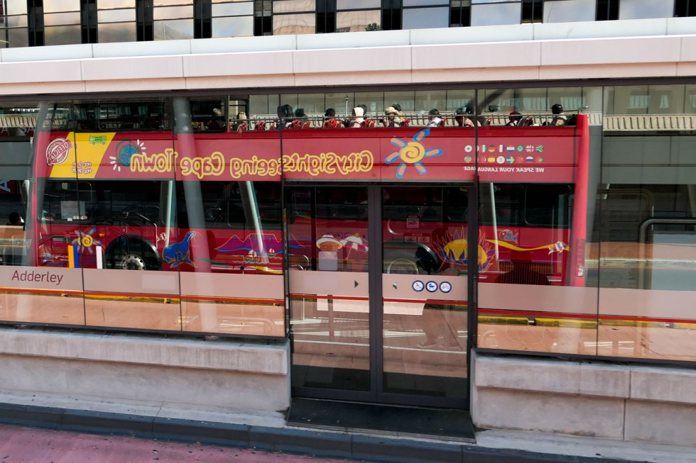 Activities in Cape Town Travel Blog - City Sightseeing Tour