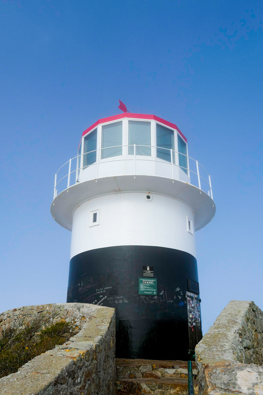 Activities in Cape Town Travel Blog - Day Trip to Cape of Good Hope - Cape Point Lighthouse
