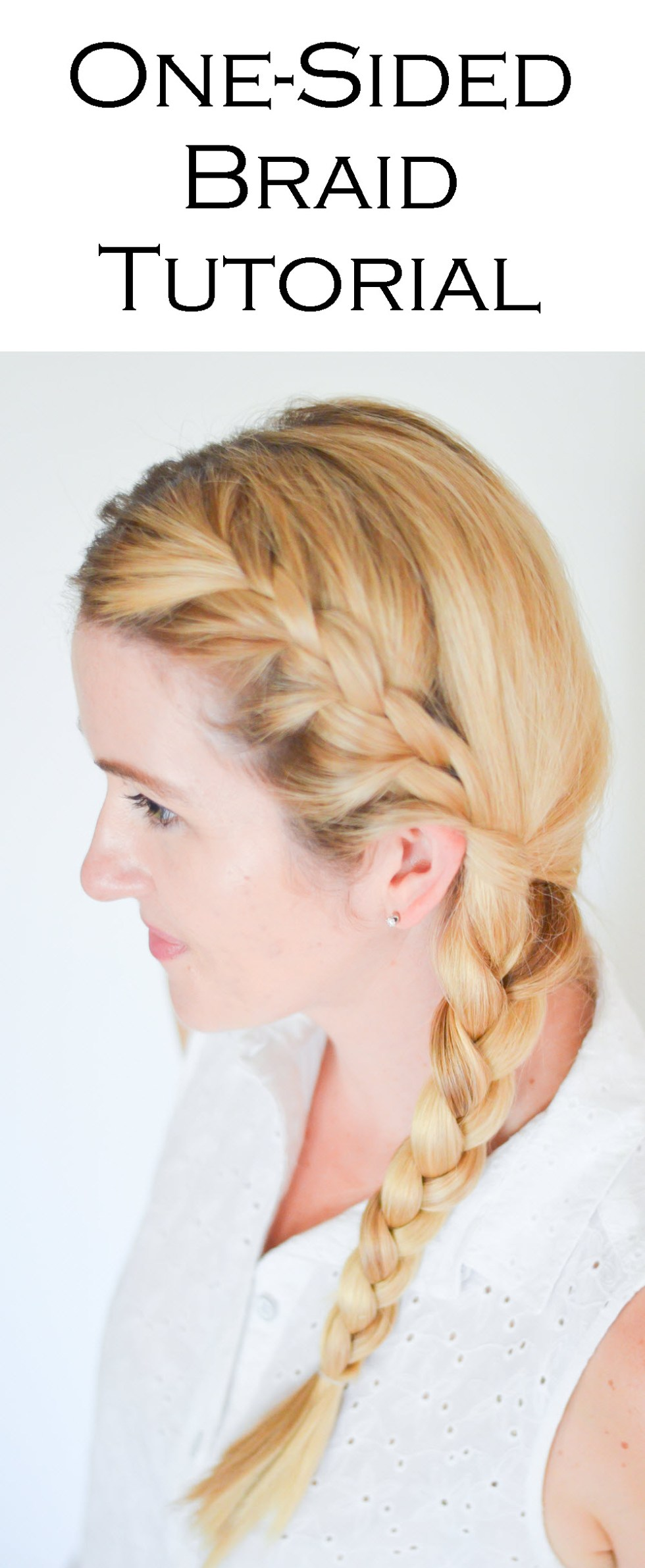 One-Sided Braid Tutorial