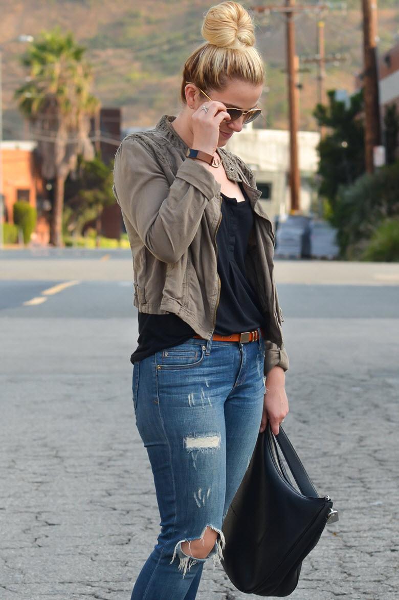 Birkenstocks + Jeans