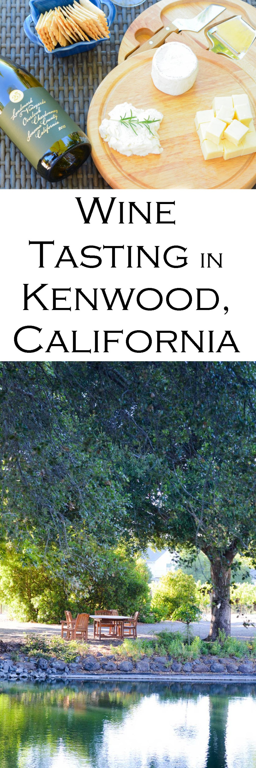 Landmark Vineyards in Kenwood, CA - Great Winery near Santa Rosa.