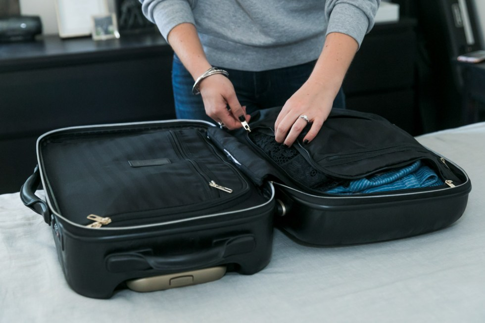 Carry On Travel Packing Tips - How to Pack a Carry On