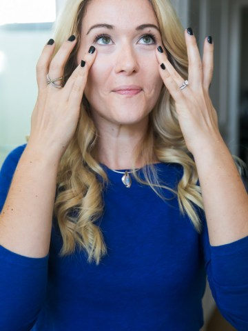 How to Brighten Under Eyes - Step by Step Eye Makeup Tutorial