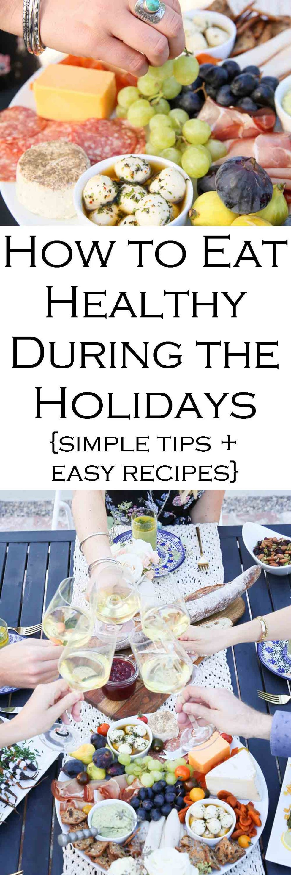 Healthy Holidays   How to Eat Healthy During the Holidays. Healthy Tips to Avoid Overeating. #recipes #healthy #holidays #holidayseason #healthythanksgiving #thanksgivingrecipes #healthychristmasrecipes #christmasparty #christmaspartyrecipes #LMrecipes #healthytips #healthtips