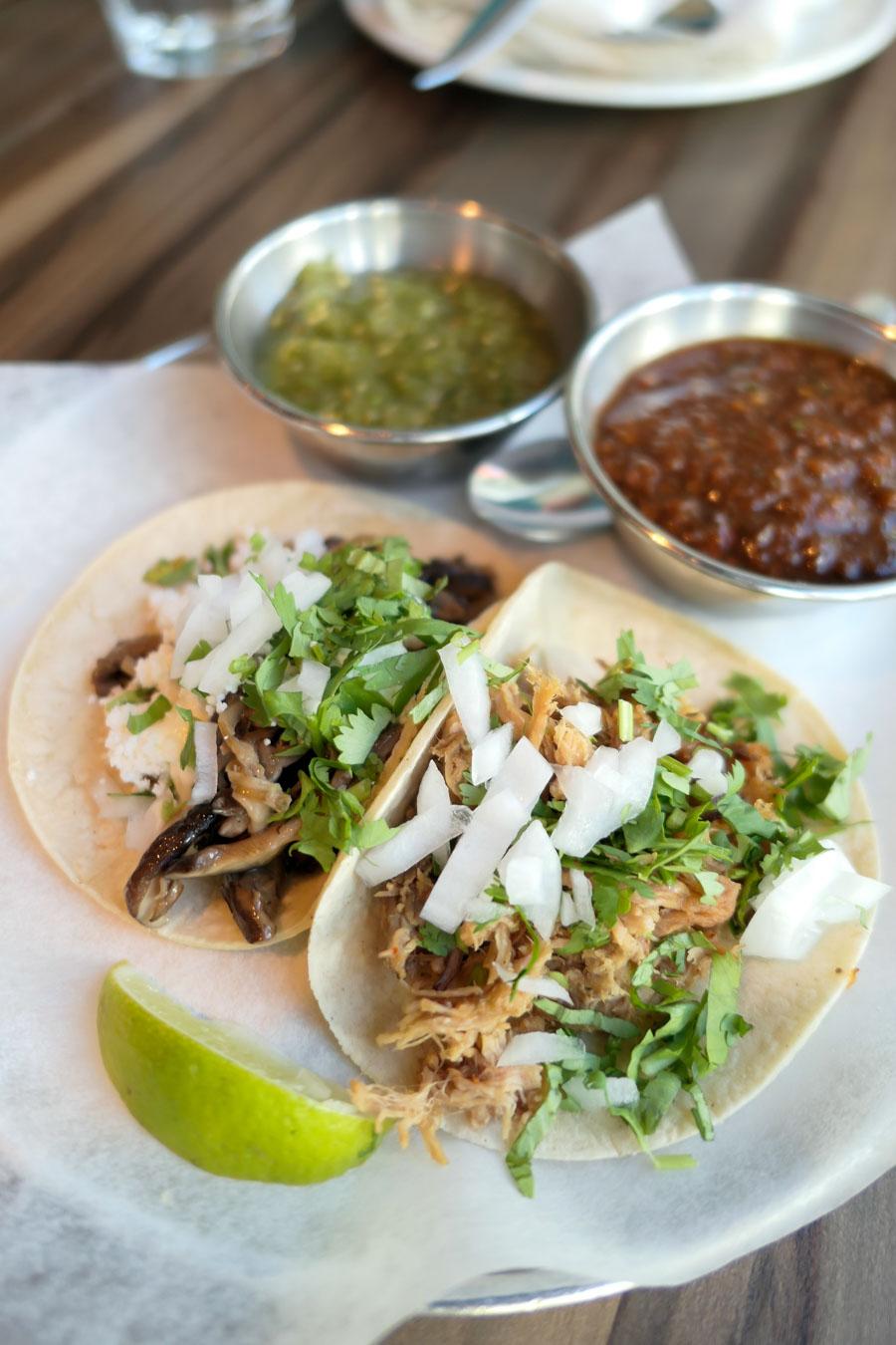 Tacos in Calgary