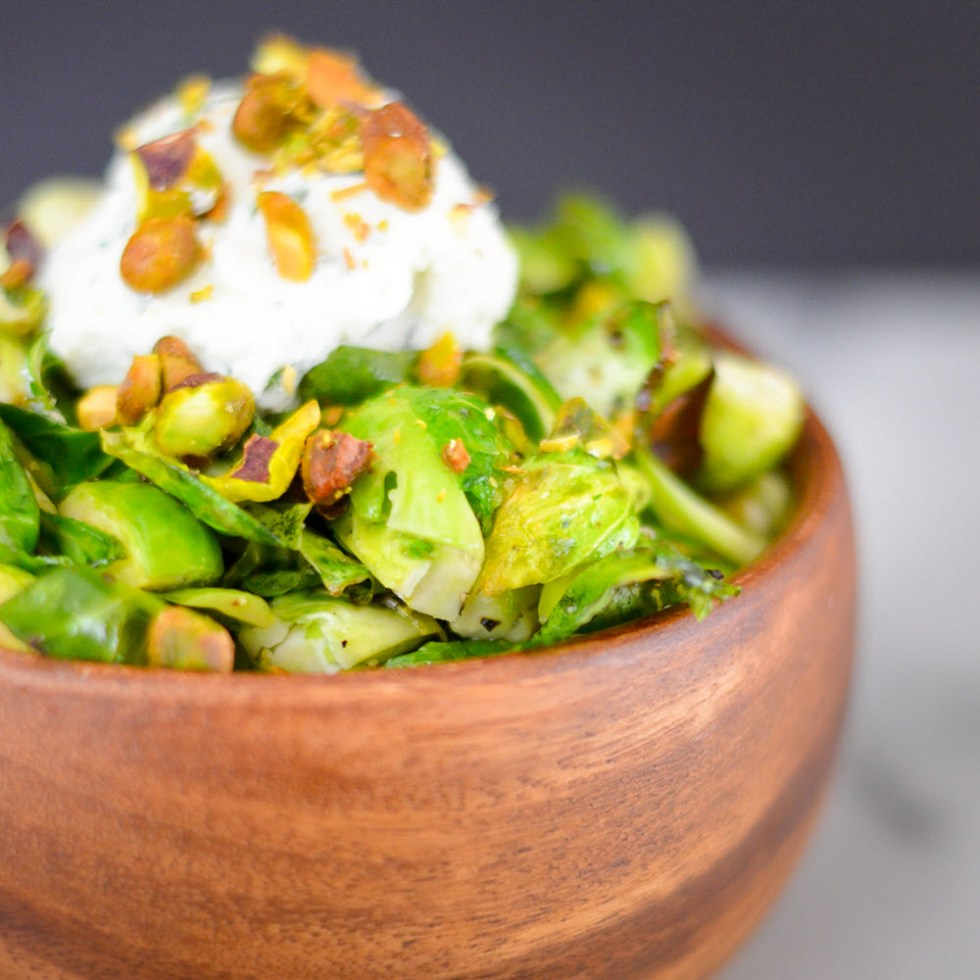 How to Roast Brussel Sprouts - Healthy Thanksgiving Recipes