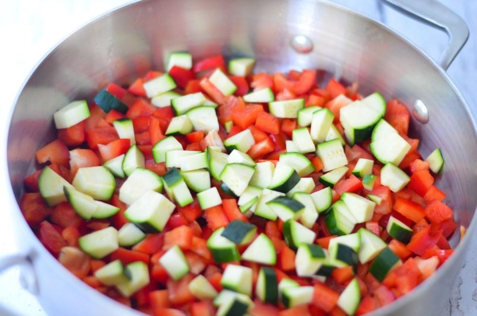 Easy Salmon Frittata - Easy Breakfast Recipe