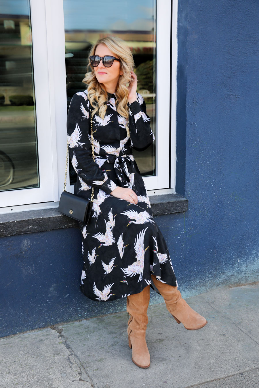 Layering Dresses For Cold Weather How To Wear Thermal Tights