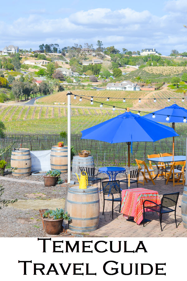 Temecula Travel Guide. Wondering what to do for one night in Temecula - Southern California's wine country? Here's the scoop on where to eat and where to stay in Temecula as well as the best winery for wine tasting without the crowds - off the beaten path.