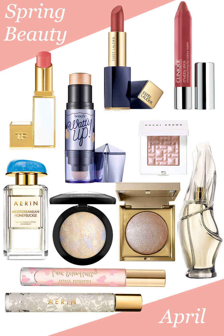April Finds | Spring Beauty Must-Haves