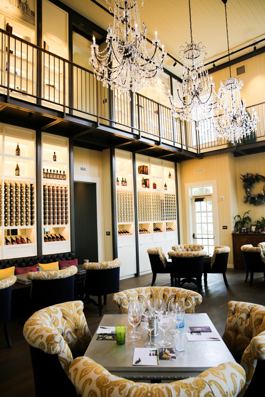 St. Helena Wineries - A Complete Itinerary - Durant & Booth Tasting Room Photos