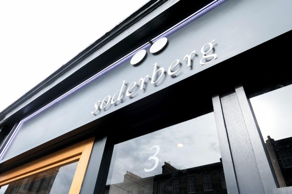 Stockbridge Edinburgh Restaurants Travel Guide - Soderberg