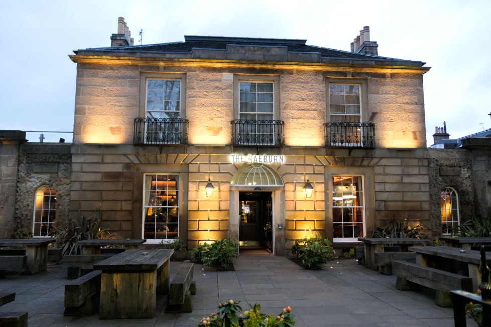 Best Stockbridge Edinburgh Restaurants Travel Guide - Raeburn - Where to Get a Drink