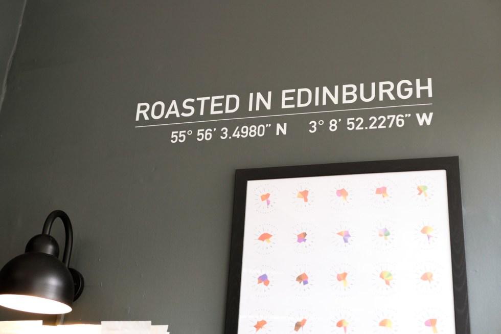 Best Stockbridge Edinburgh Restaurants Travel Guide - Artisan Coffee Roasters - Best Coffee in Edinburgh