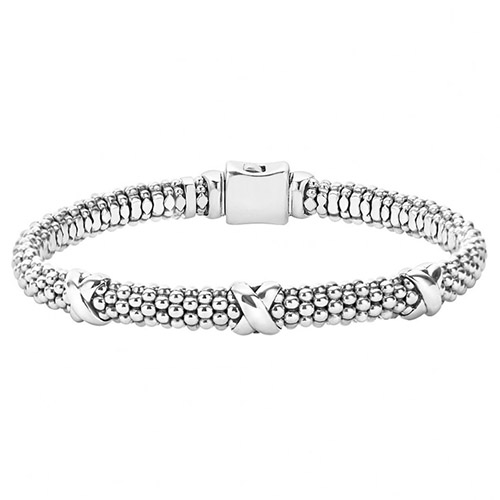 LAGOS Mini Oval Bracelet