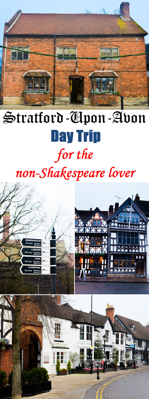Day Trip to Stratford Upon Avon from London. Fun trips from London Travel Guide. #london #unitedkingdom #uk #england #travel #travelblog #lpworldtravels #shakespeare
