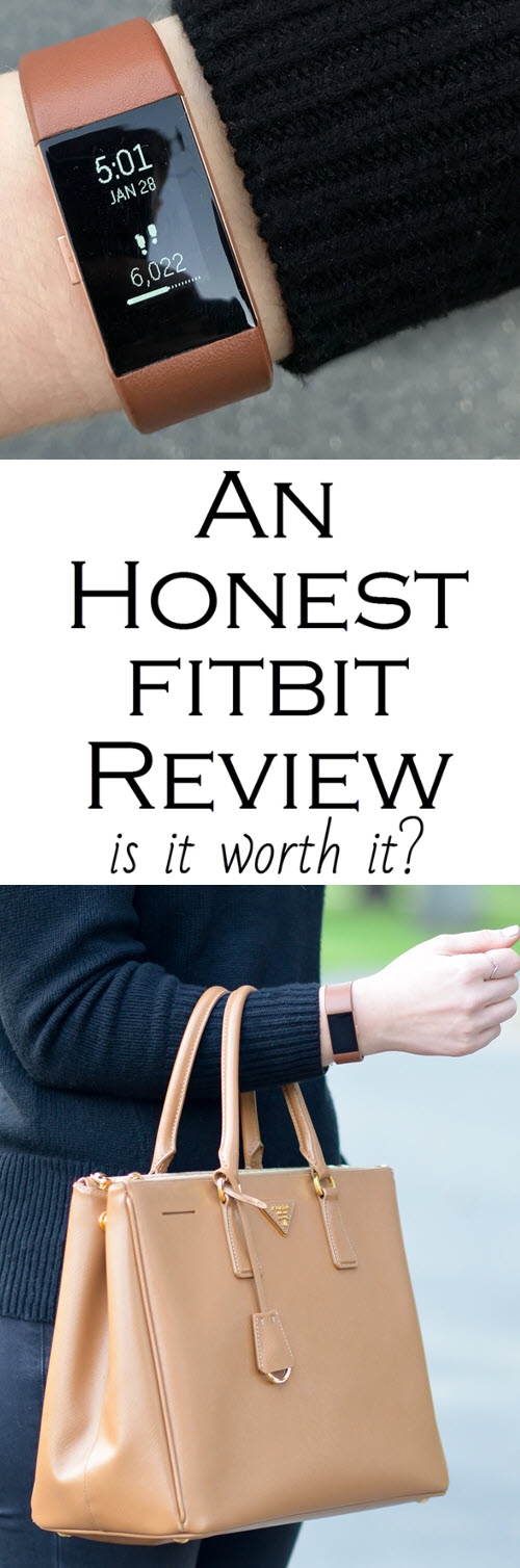 An honest fitbit review. Is getting a fitness tracker worth it? Once you have one, what's the best way to use a fitbit?! #fitbit #health #fitness #fitspo #productreview