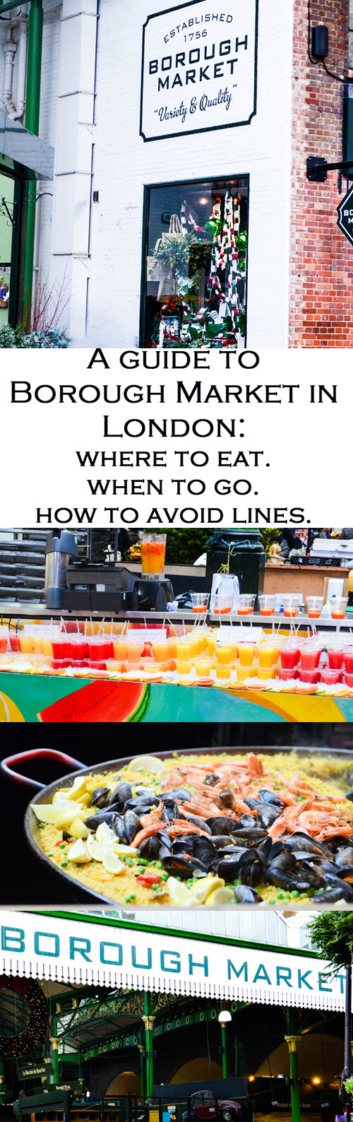 Borough Market Guide in London. What to do in London, UK. Travel Guide to Farmers Market's in London, England. #travel #travelblog #london #lpworldtravels #uk #unitedkingdom #england #travelguide #wanderlust