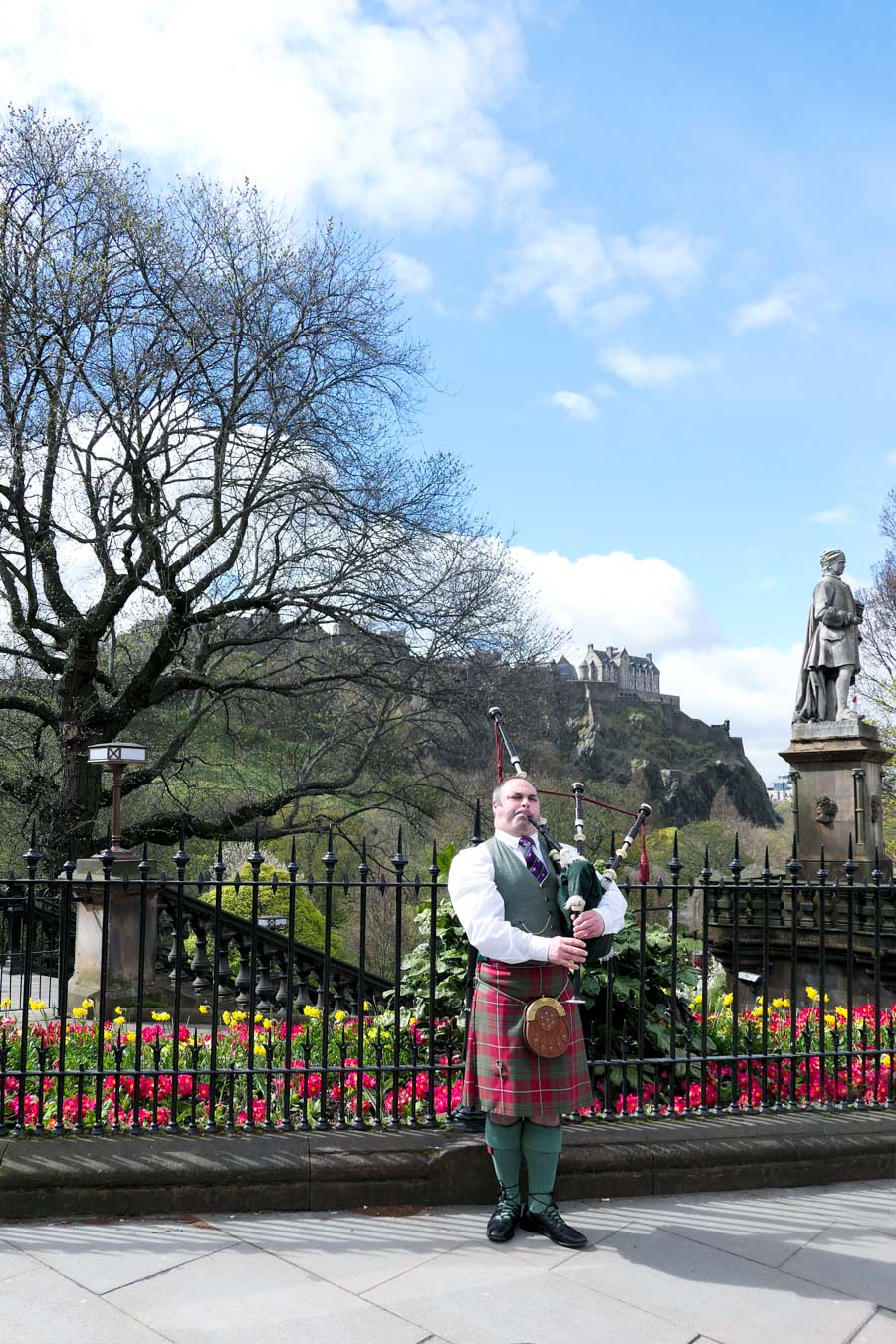 Where to Stay in Edinburgh - New Town Edinburgh Restaurants
