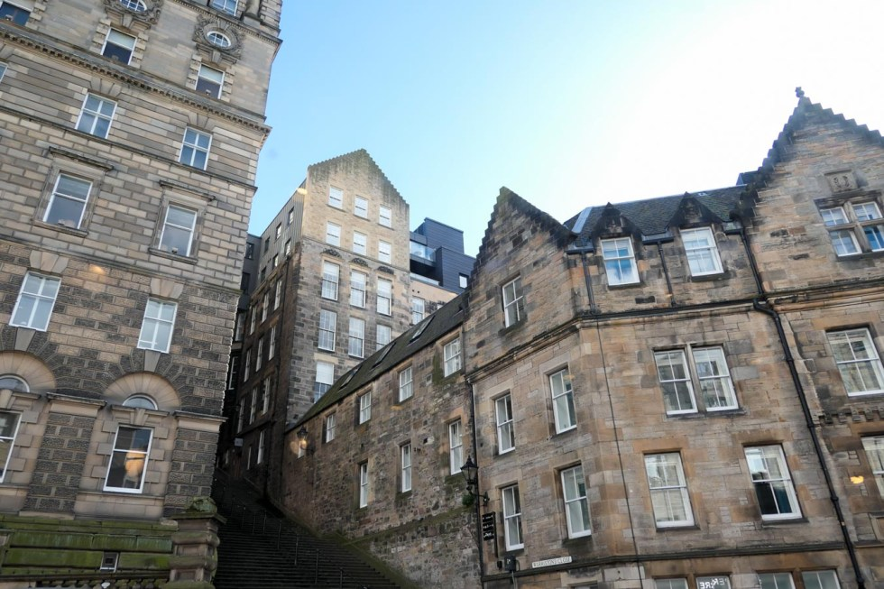 Free Old Town Edinburgh Tours