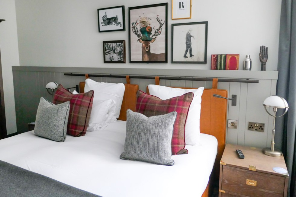 Where to Stay in Edinburgh - The Principal Charlotte Square Edinburgh Review