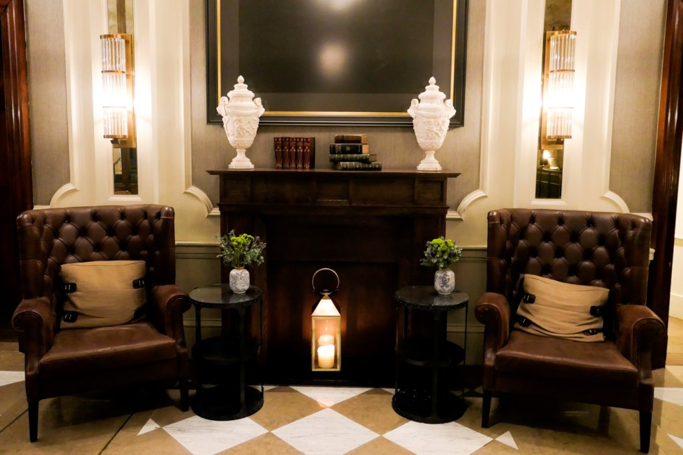 Where to Stay in Edinburgh - The Principal George Street Edinburgh Review