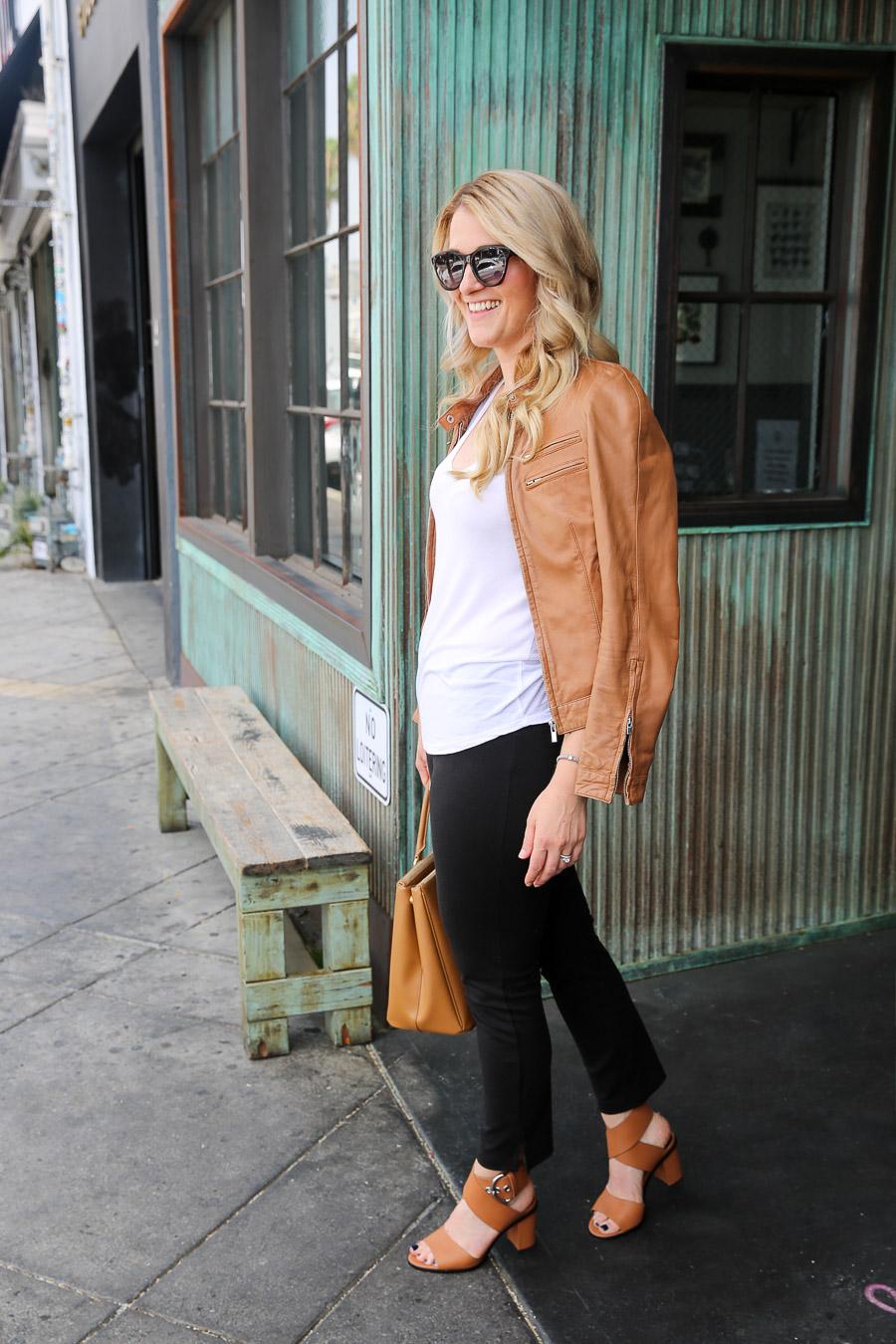 Flattering Black Pants for Women - Rebecca Minkoff Heels Review