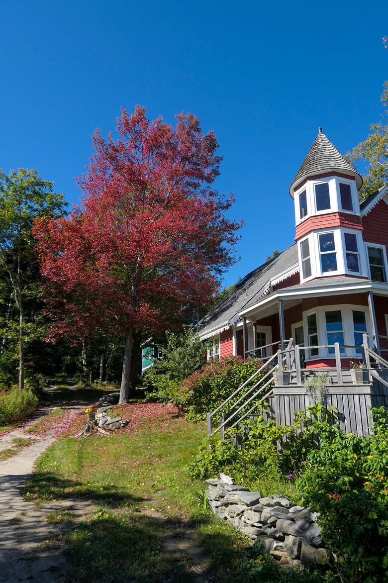Peaks Island, Maine Day Trip