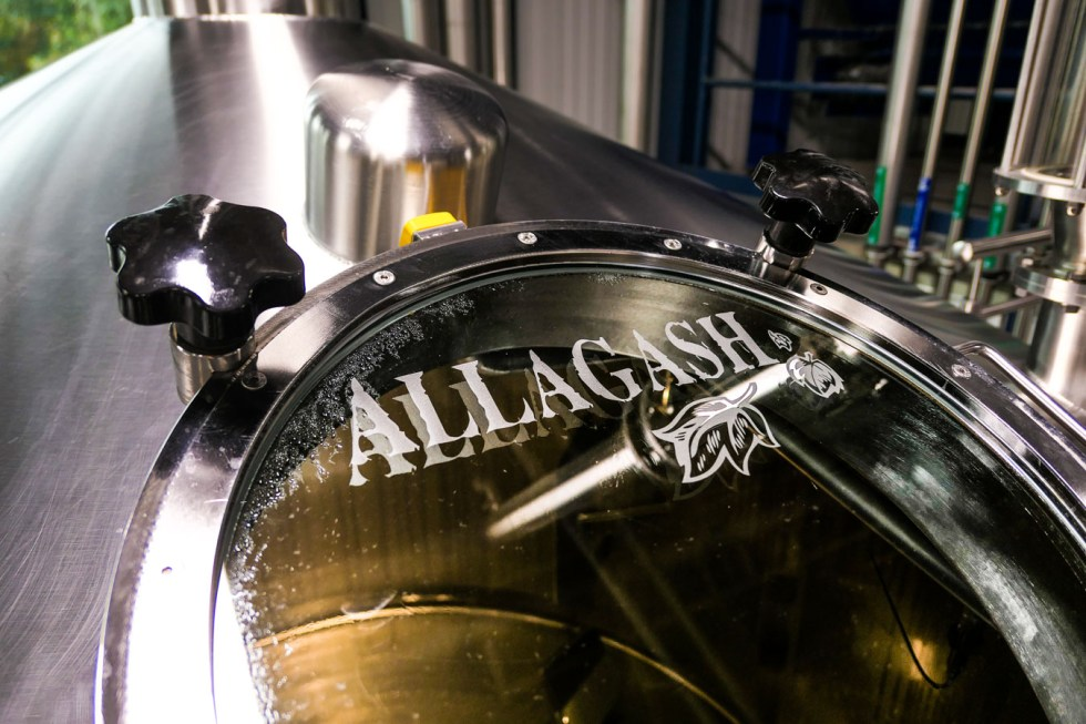 Portland Maine Things to Do and Restaurants - Allagash Brewery Tour