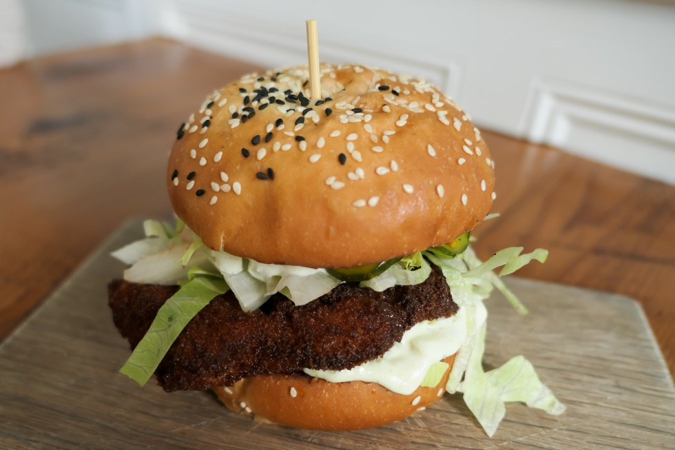 Portland Maine Things to Do and Restaurants - Eventide Fish Sandwich