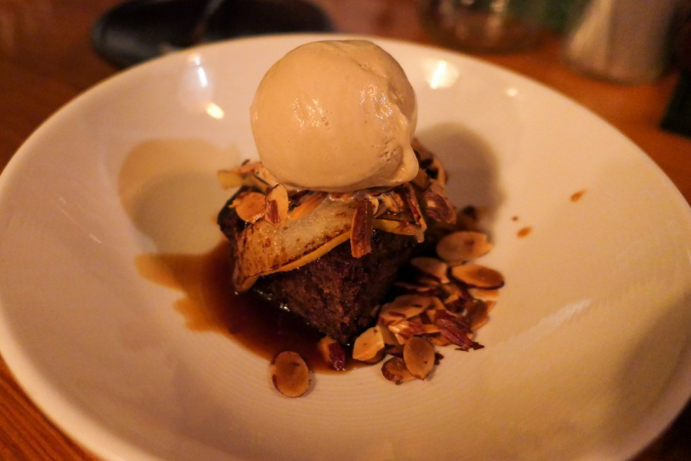 Portland Maine Things to Do and Restaurants - Central Provisions Dessert