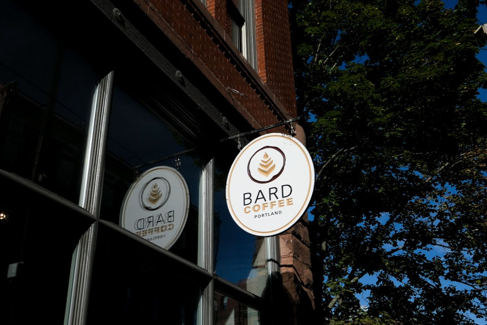 Portland Maine Things to Do and Restaurants - Bard Coffee